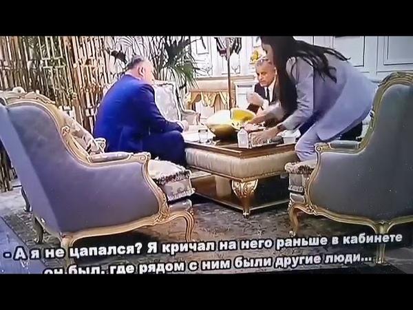 Igor Dodon îi spune lui Plahotniuc ce a discutat cu Kozak