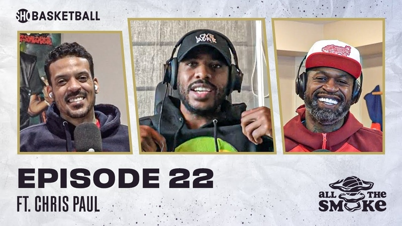Chris Paul Ep 22 ALL THE SMOKE Full Episode StayHome with SHOWTIME Basketball