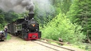Mocănița, trenul cu abur din Munții Maramureșului