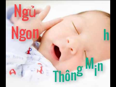 Nhạc Ngủ Ngon Cho Bé Giúp Phát Triển Trí Thông Minh