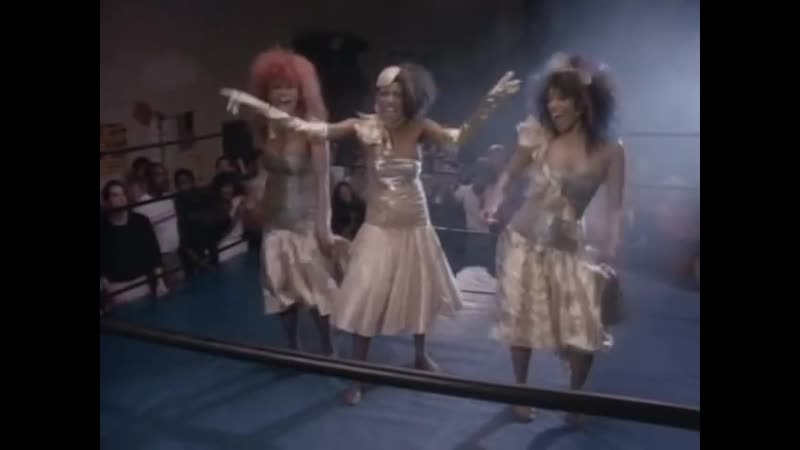 THE POINTER SISTERS Dare Me 1985