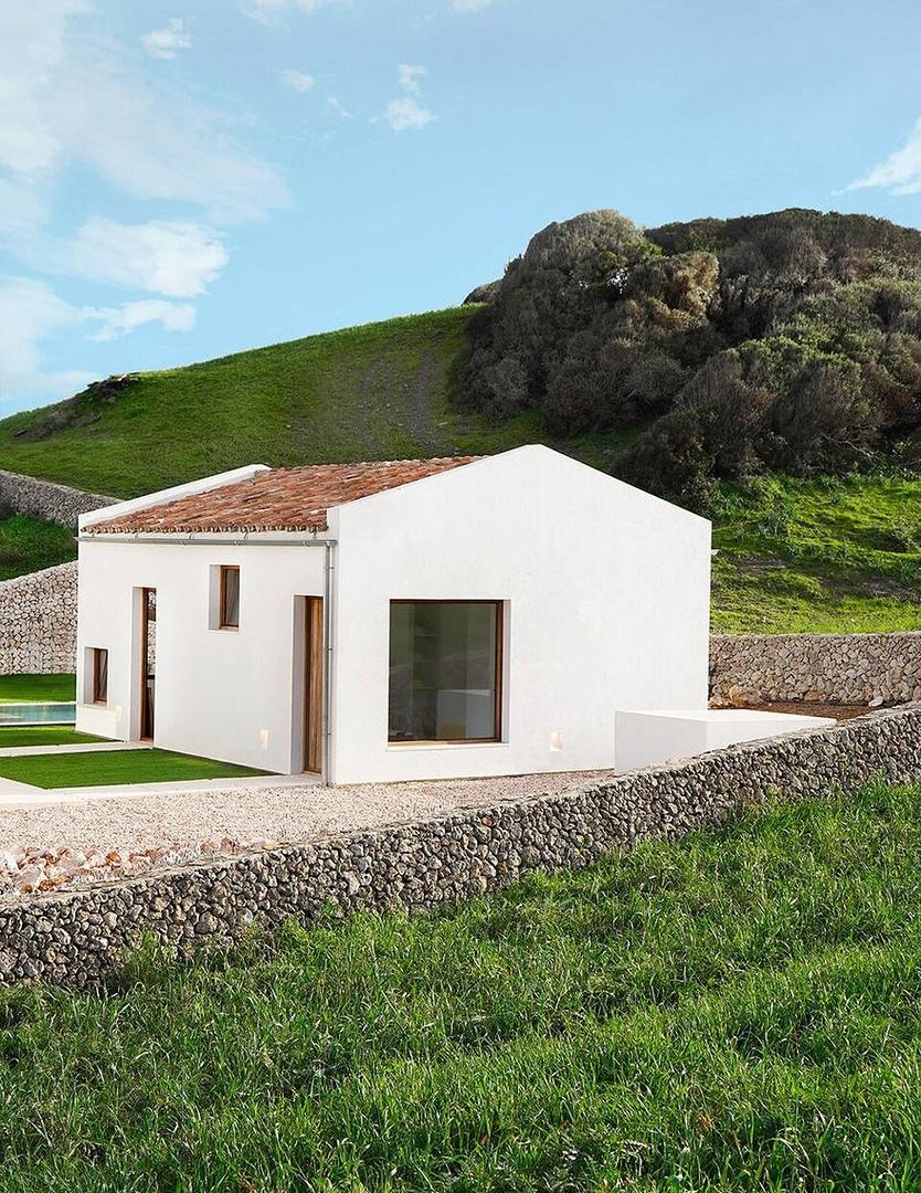Дом на Менорке по проекту Marina Senabre Roca Designs