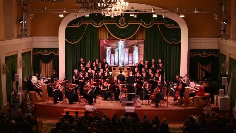 Organ Trio Show Шоу Трех Органов