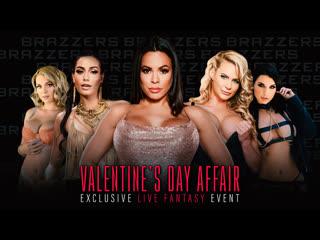 Desiree Dulce, Gabbie Carter, Ivy Lebelle, Luna Star, Phoenix Marie, Valentina Nappi - Brazzers LIVE Valentine's Day Affair]