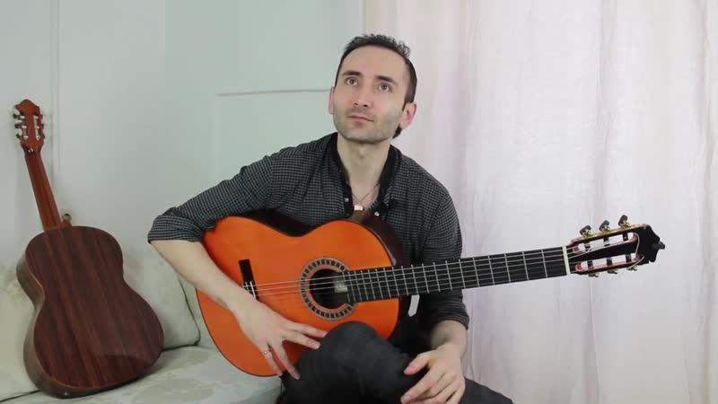Знакомство с ФЛАМЕНКО на Гитаре Технические Приёмы РРРитм ЗвукоИзвлечение