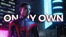 SPIDER-MAN: Miles Morales Peter Parker 「 GMV 」 On My Own