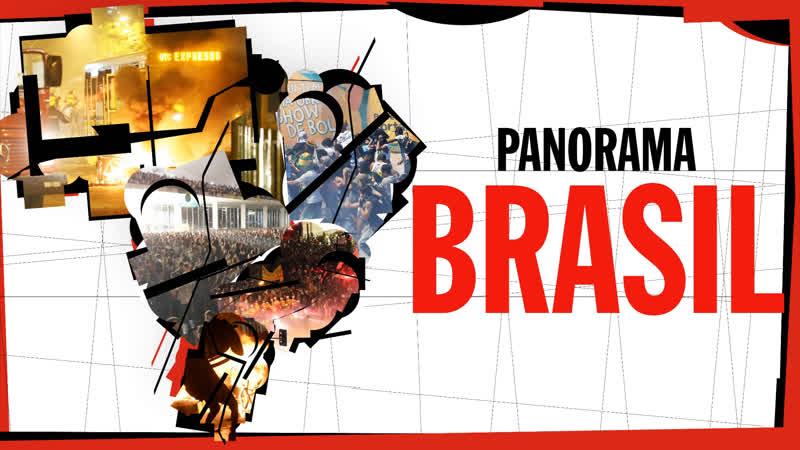 O vírus e o Rio não adianta rezar Panorama Brasil nº 276 31 03 20