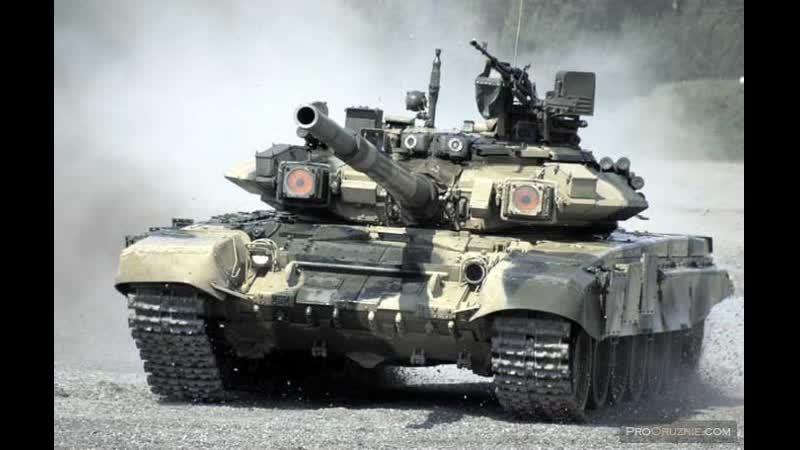 Один из лучших танков в мире Украинская армия получила обно