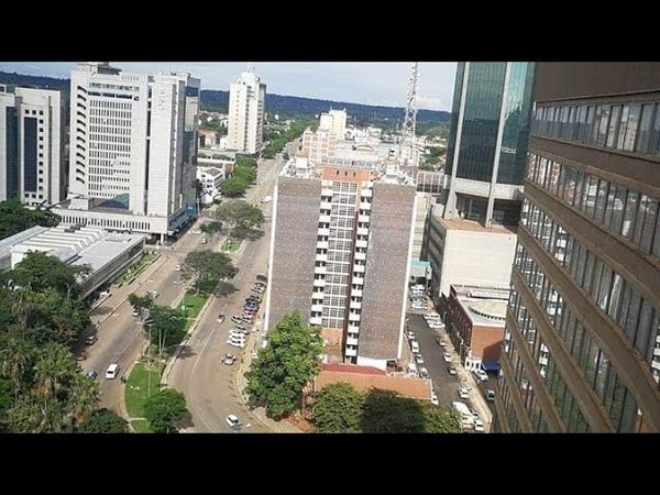 ♡ Beautiful Zimbabwe in December 2018 my hometown Salisbury Harare ♡