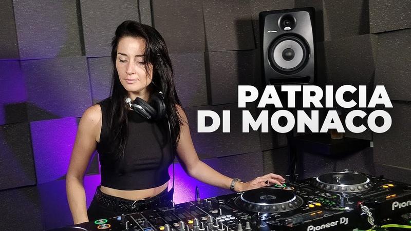 Patricia Di Monaco Live @ Radio Intense Barcelona 2 6 2020 Melodic Techno Mix