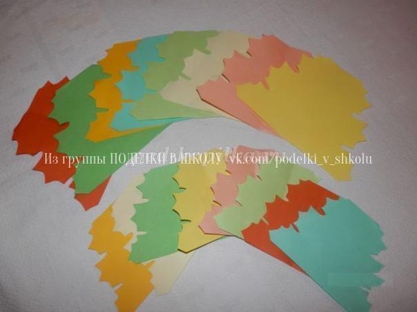Осеннее дерево Автор: Цыпушкина Татьяна Игоревна