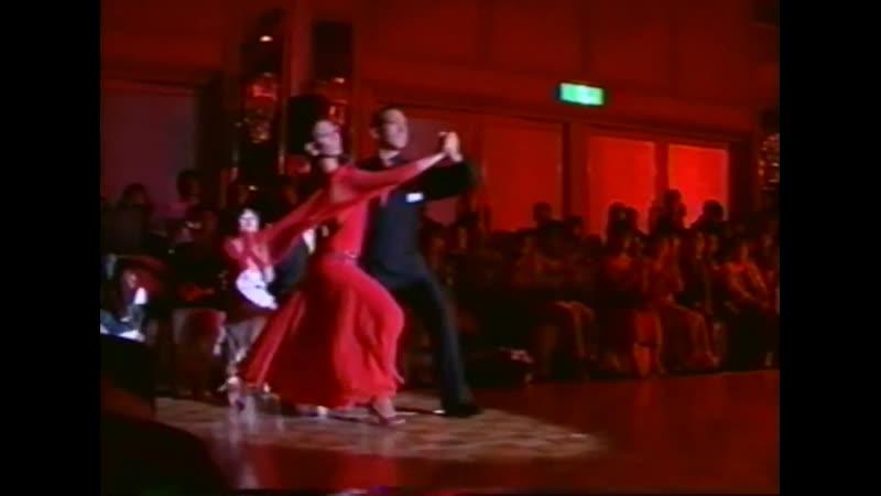 Fabio Selmi Simona Fancello ¦ Tango WSSDF 2001