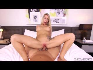 Mary - Canadian sex freak does first porn [ MomPOV. Anal, POV, Milf. Mom, BlowJob, Hardcore]