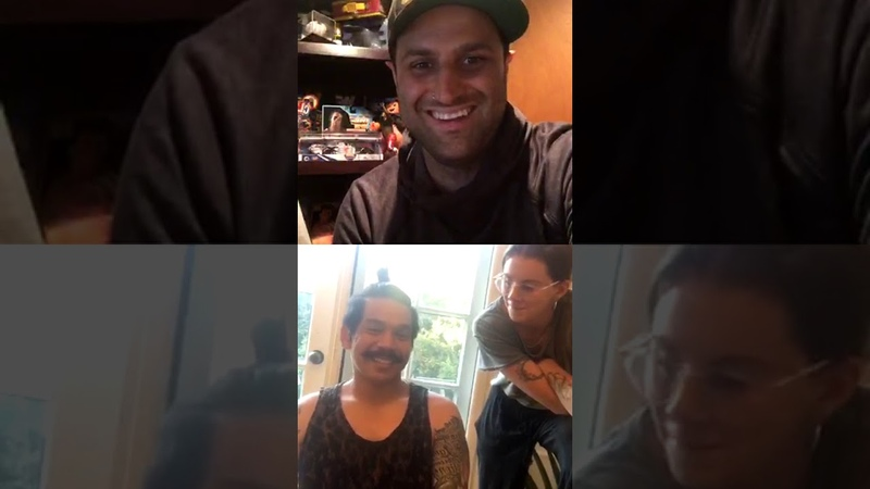 Cuts from the Couch: Alex Levine with Lynn and Shawn (Instagram Live - May 27th, 2020)