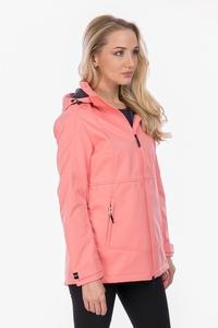 Ты любишь коралловый? Если да, то эта куртка создана для тебя!