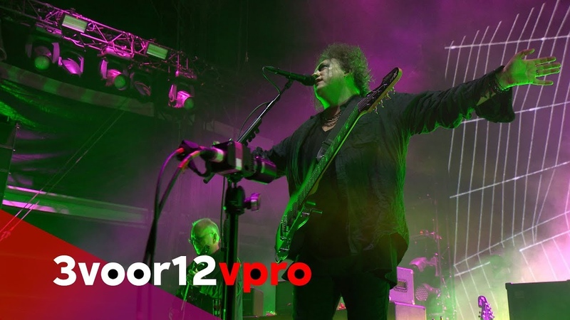 The Cure Lullaby live at Pinkpop 2019