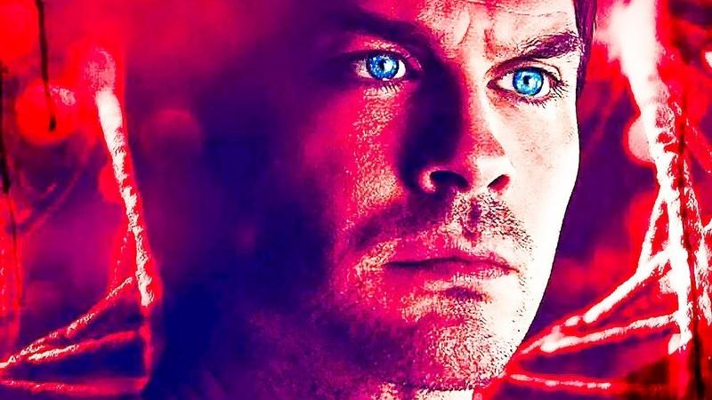Вампирские войны Русский трейлер Озвучка 1 й сезон Сериал 2019 Netflix