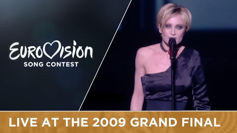 Patricia Kaas - Et Sil Fallait Le Faire (France)   2009 Eurovision Song Contest