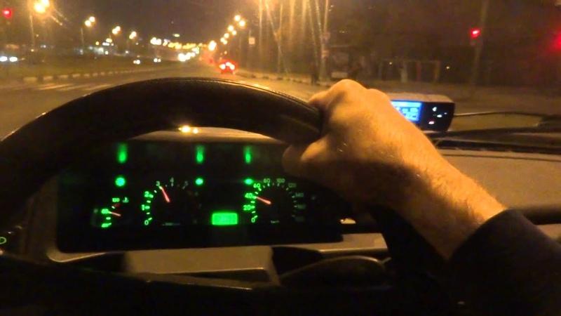 Старт со второй передачи 10 7 sec 0 100 km Таврия Ресивер BORMAN