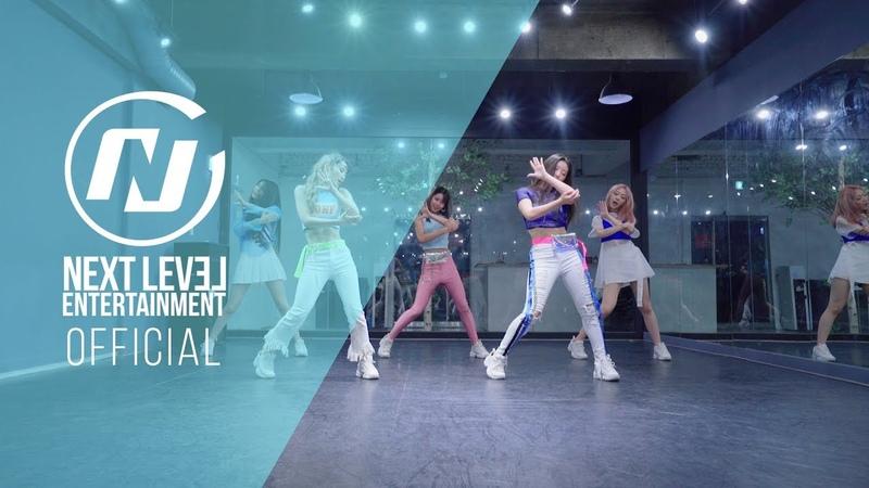 걸카인드 GIRLKIND S O R R Y 댄스 연습영상