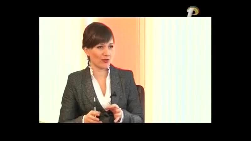 Портрет в деталях (ТВ ПМР, 20.02.2012) Буланова О.В.