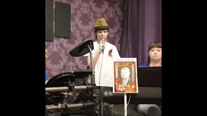 Яцик Максим, 4У класс с мамой Оксаной Алексеевной