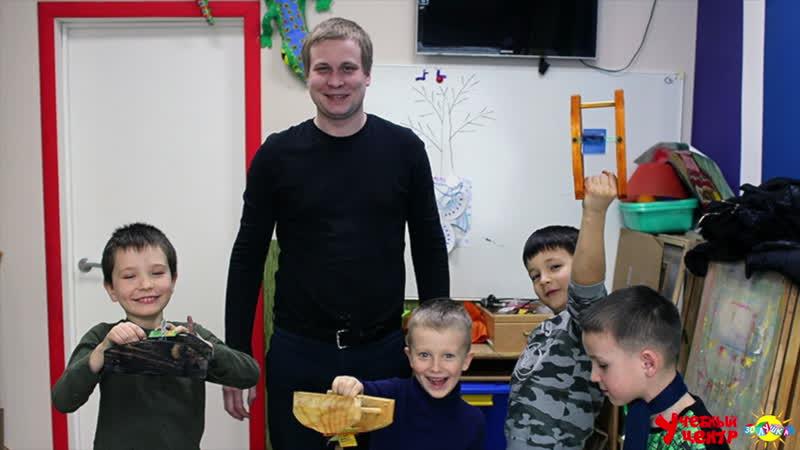 Техническая мастерская Мастер Самоделкин для детей с 5 до 9 лет