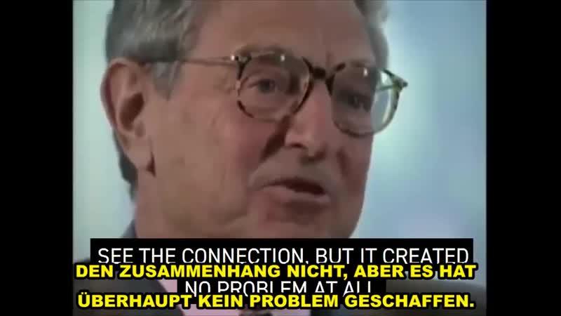 Old but Gold Soros im Interview über seine Vergangenheit als er den Juden ihr Eigentum abgenommen hat