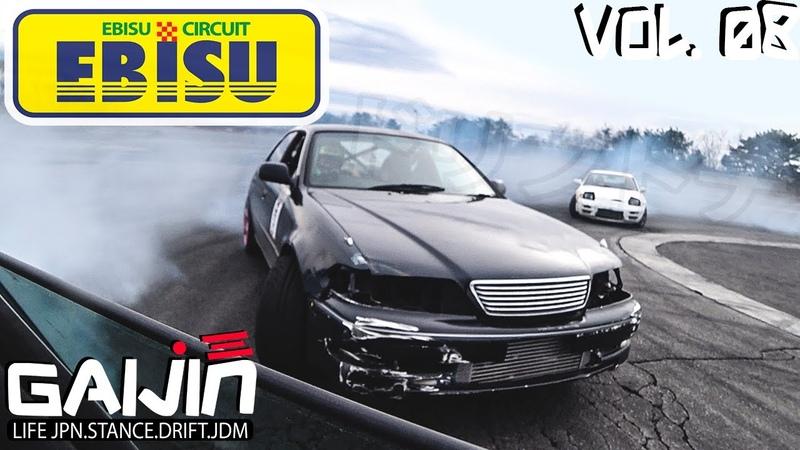 GAIJIN 3 vol 8 Ebisu Circuit Дрифт на мисл туриках Зимний сезон