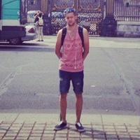 Фотография страницы Дениса Молдовану ВКонтакте
