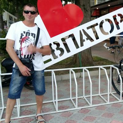 Юрий, 41, Yevpatoriya