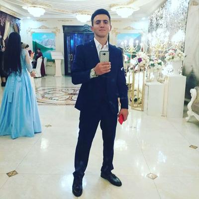 Yusuf, 20, Aksu