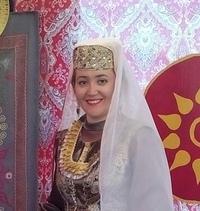 Касимова Зухра