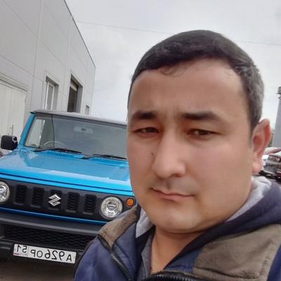 Ботир-Шер Авезов