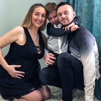 Фотография страницы Катерины Долженко ВКонтакте