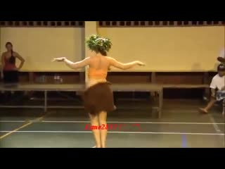 Amazing Tahitian Belly Dance