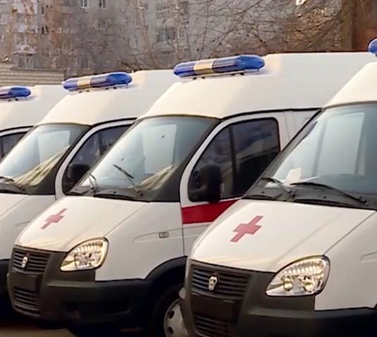 В Саратовскую область поставят 25 современных автомобилей скорой помощи