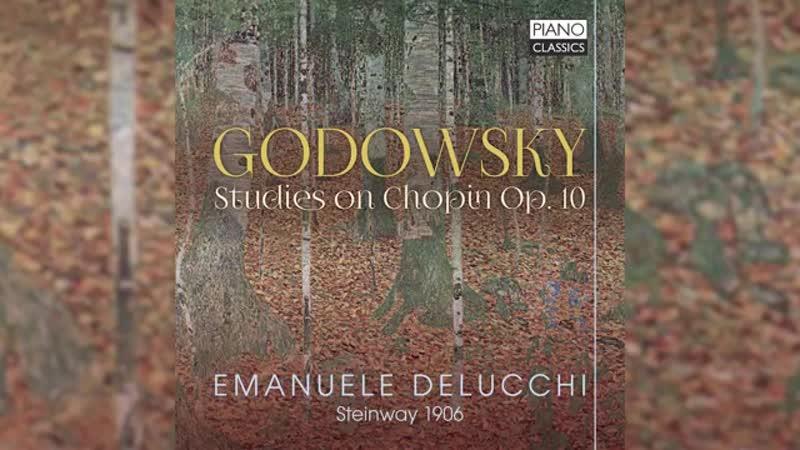 Godowsky Studies on Chopin Op 10