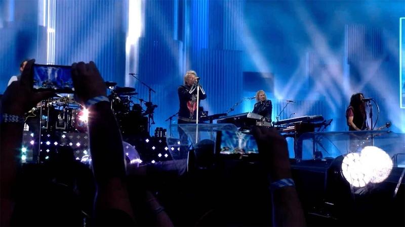 Bon Jovi It's My Life Live from Wembley Stadium June 21 2019