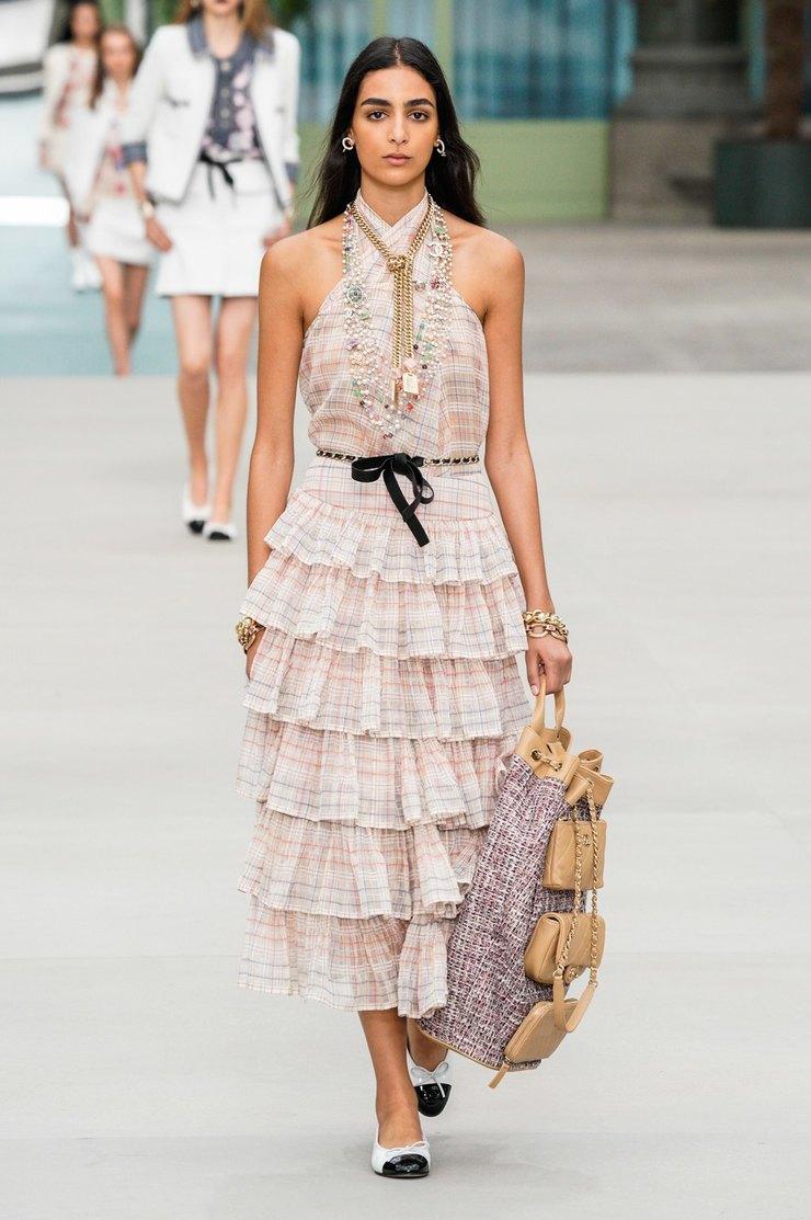 Коллекция Chanel Resort 2020
