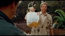 Нужно облиться мочёй гадрозавра - Затерянный мир отрывок из фильма
