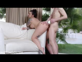 Ivy Lebelle (Leather And Lust)  - ПОРНО SEX СЕКС ANAL BIG TITS TEEN MILF]