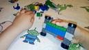 Собираю машинку из Лего