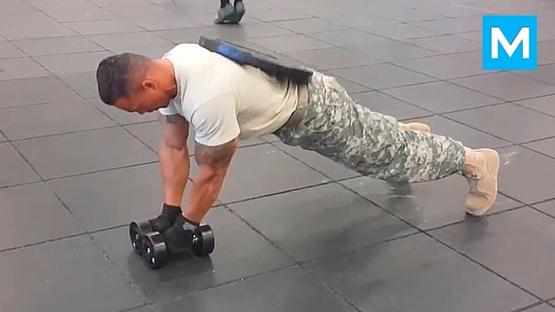Super Soldier Extreme Army Workout Muscle Madness