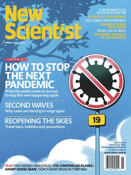 New Scientist 06.20.2020