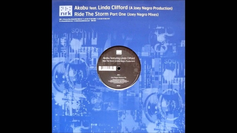 Akabu feat Linda Clifford Ride the Storm Joey Negro Dub Storm 2001