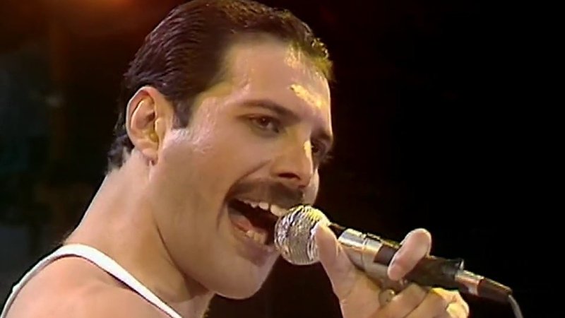💞 Queen Live Aid Concert for Africa 1985 💞