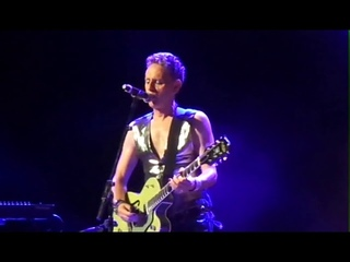 Depeche Mode - Brooklyn NY Barclays Center 6 Sep 2013