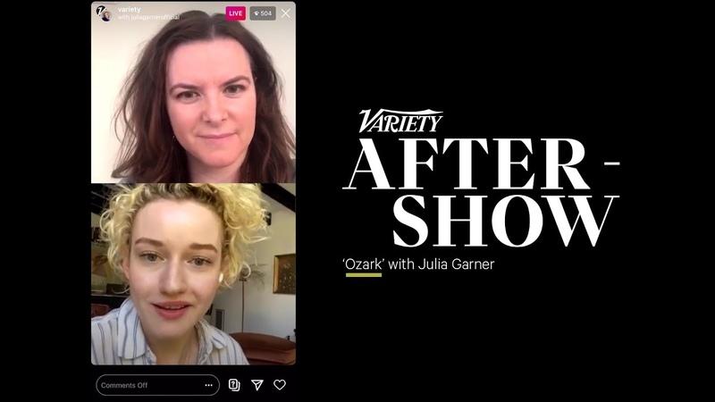 'Ozark' Star Julia Garner Dishes on Season 3 and More
