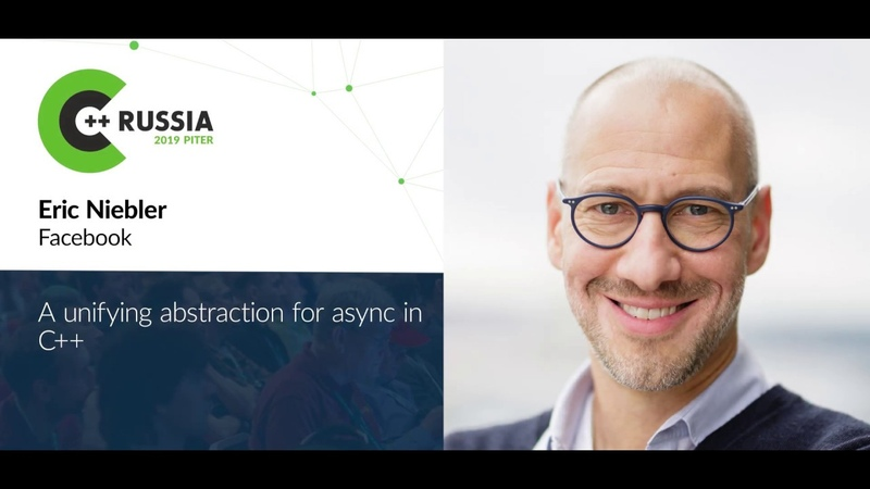 Eric Niebler A unifying abstraction for async in C
